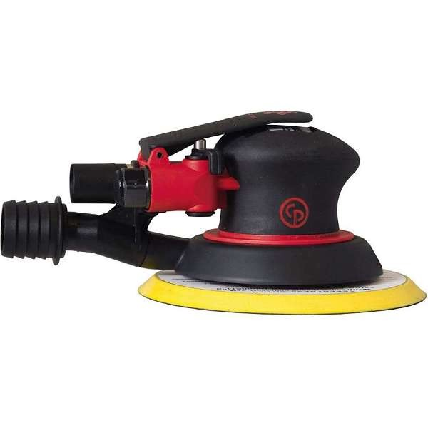 Chicago Pneumatic CP7255CVE Air Random Orbital Sander 6″