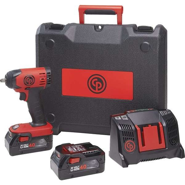 Chicago Pneumatic CP8828 Cordless Impact Wrench Kit 3/8″