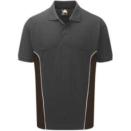 Silverswift Two Tone Polo Shirt