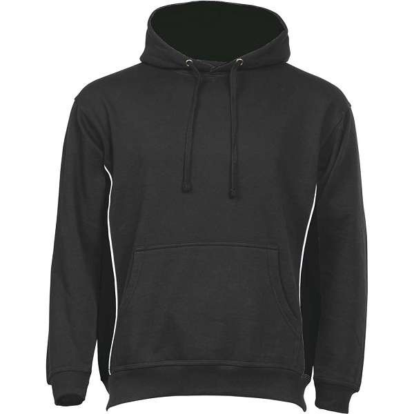 Sportstone Two Colour Hooded Sweatshirt