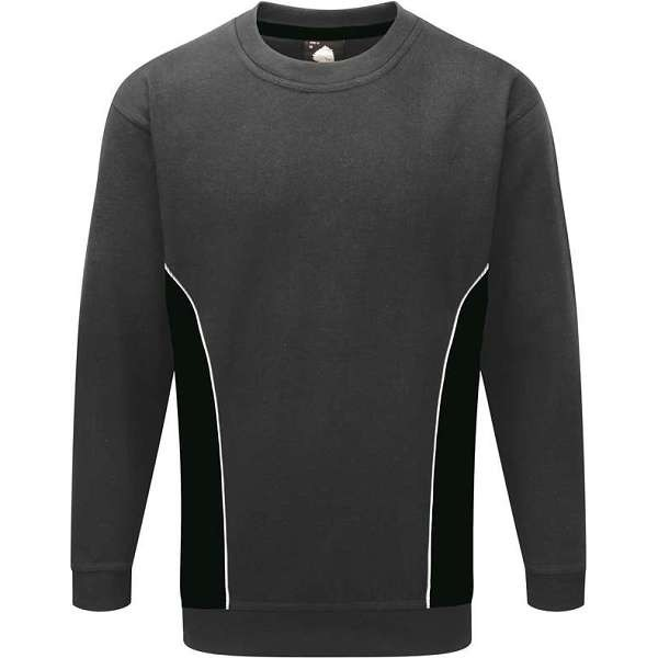 Sportstone Two Colour Premium Sweatshirt