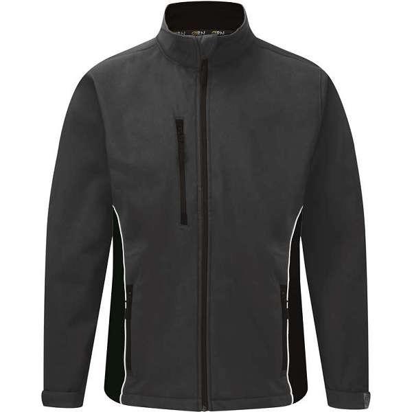 Sportstone Two Colour Soft Shell Jacket