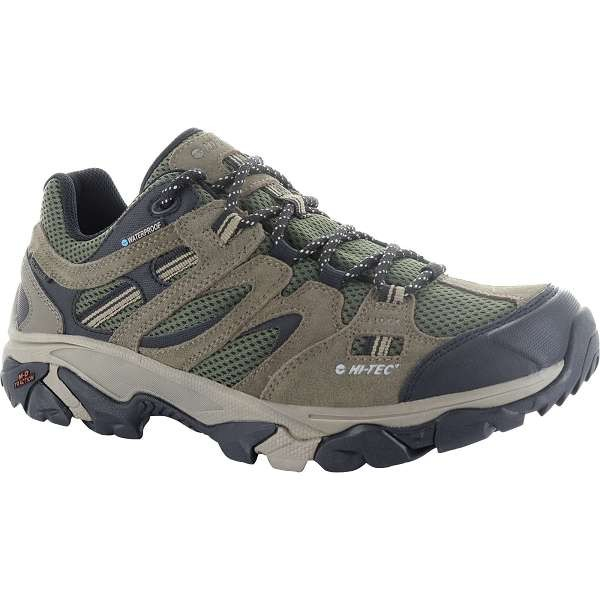 Hi-Tec Ravus Vent Taupe Low Waterproof Trainers