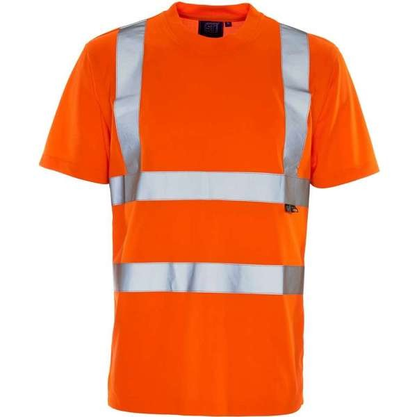 Hi Vis Rail Spec T-Shirt (ST)