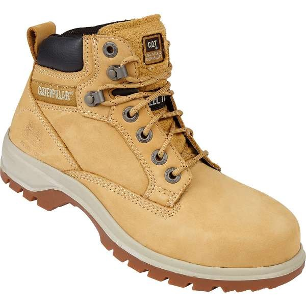 Caterpillar Kitson Honey Ladies Safety Boot