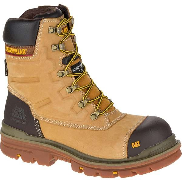 Caterpillar Premier Honey Safety Boot