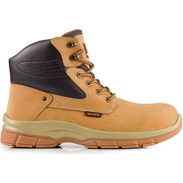 Scruffs Hatton Honey Safety Boots