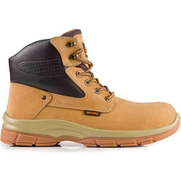Scruffs Hatton Honey Safety Boots