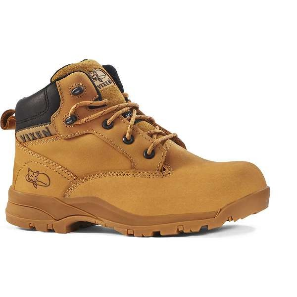 Vixen Onyx Ladies Honey S3 Waterproof Safety Boots