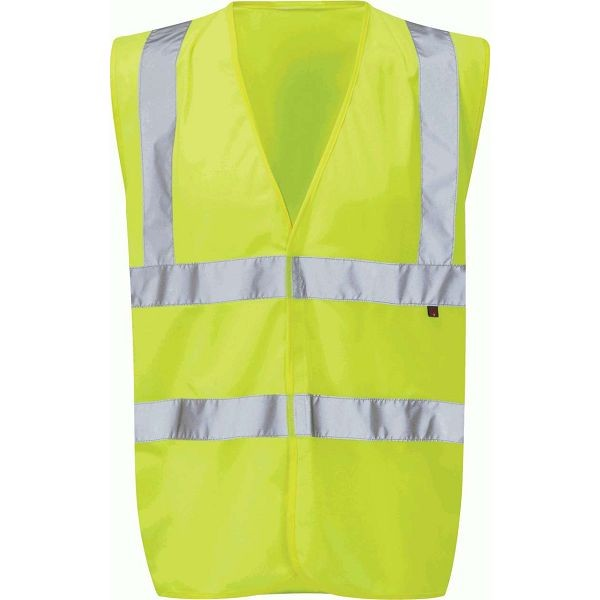 Hydra Flame FR Hi Vis Yellow Waistcoat (Lava)
