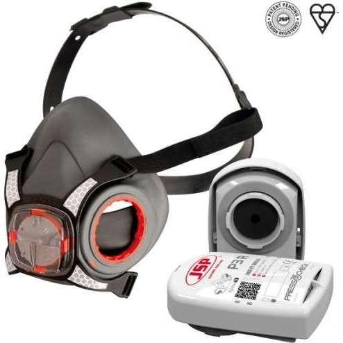 JSP Force 8 Half-Mask (Medium)