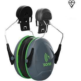 JSP Sonis 1 Helmet Mounted Ear Defenders - SNR 26
