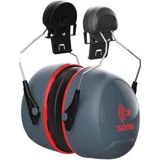 JSP Sonis 1 Helmet Mounted Ear Defenders - SNR 36