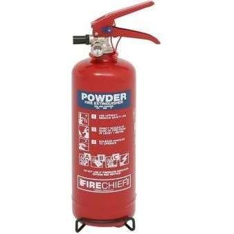 Firechief XTR 2kg Powder Fire Extinguisher (FXP2)