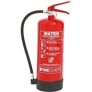 Firechief XTR 6 Litre water Fire Extinguisher (FXW6)
