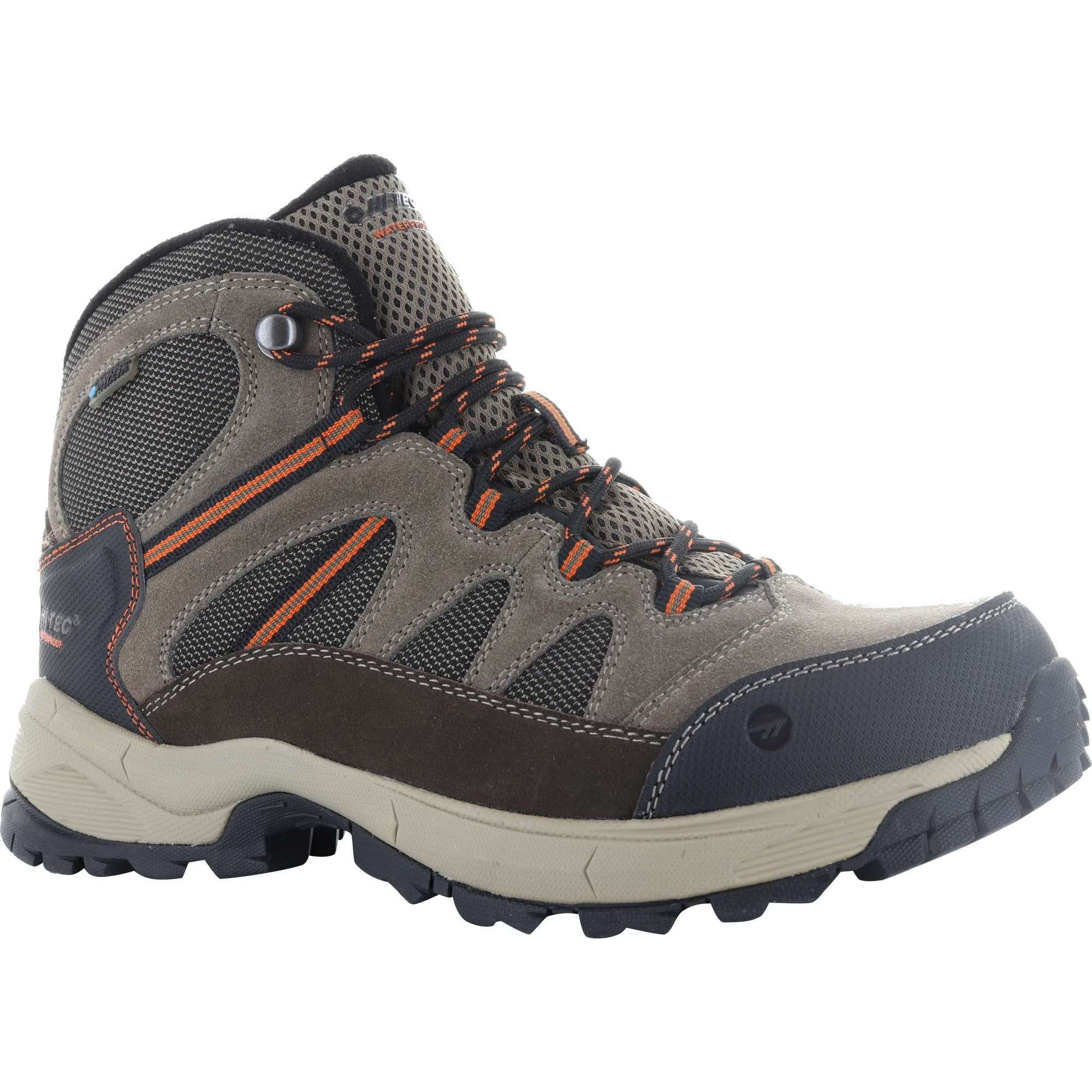 f801f8d4830 Hi-Tec Bandera Lite Chocolate Brown Waterproof Boots | Work & Wear Direct