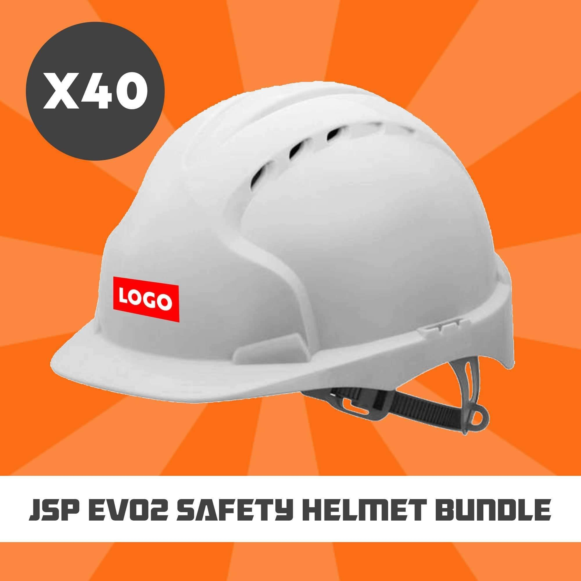 JSP Evo2 Safety Helmet Bundle