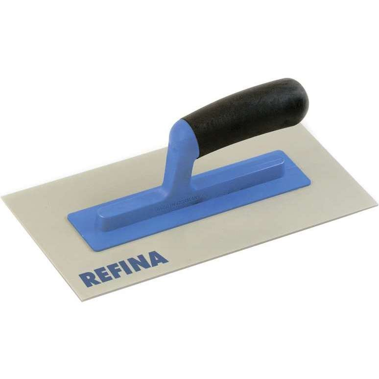 "Refina 11"" Plastic Trowel Light Grey Grey 3mm Thickness"