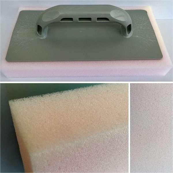 Magic Plastering Polishing Thick Fine Foam Sponge Float 280Mm X 150Mm
