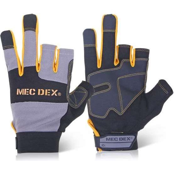Mec Dex Work Passion Tool Mechanics Gloves