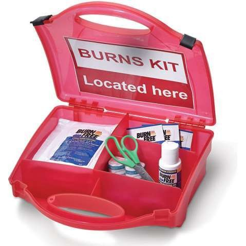 Medical First Aid Burns Kit