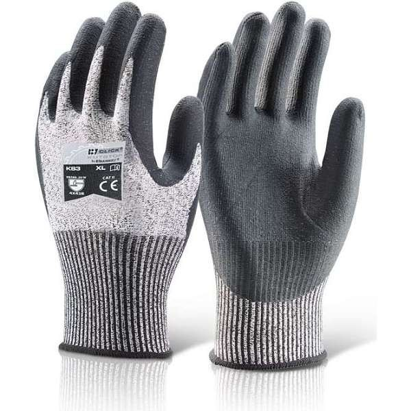 Micro Foam Nitrile Cut B Gloves