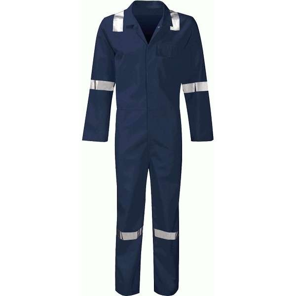 Hydra Flame Pico FR Cotton Coverall With Nordic Tape