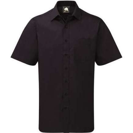 Premium Oxford Short Sleeve Shirt