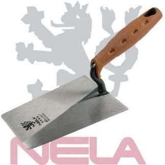 "Nela 7.9"" Rounded Bucket Trowel"