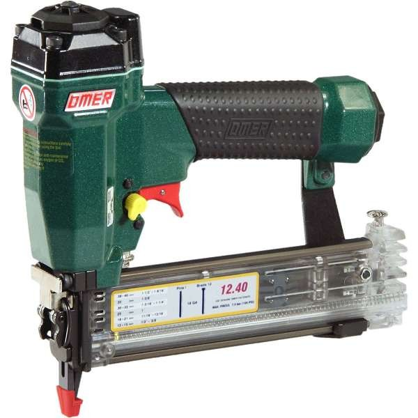 Omer 18G Headless & Brad Nailer 12-40mm