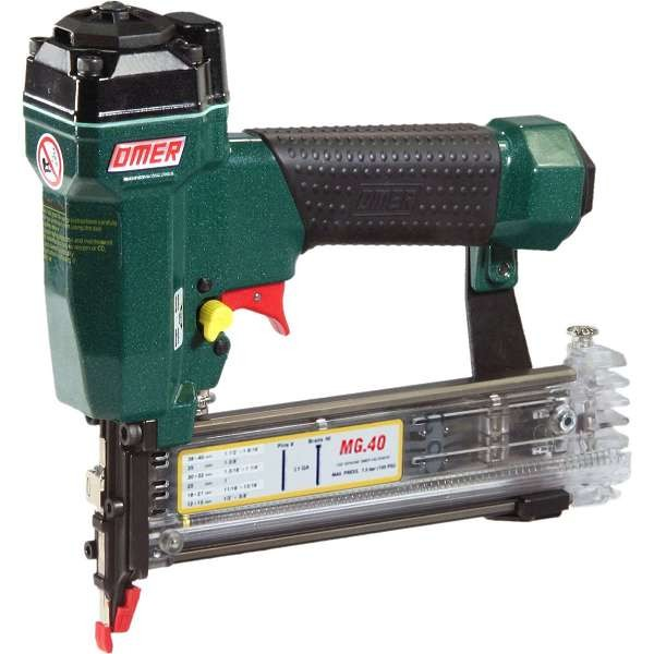 Omer 21G Headless & Brad Nailer 12-40mm