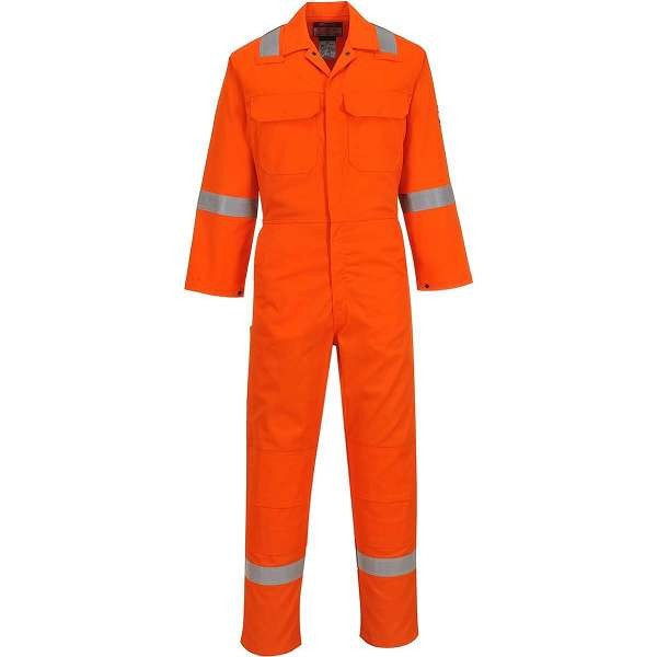 Bizweld Iona Orange Coverall (BIZ5)