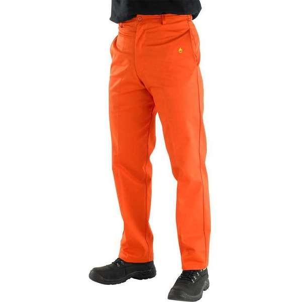 FR Orange Trousers