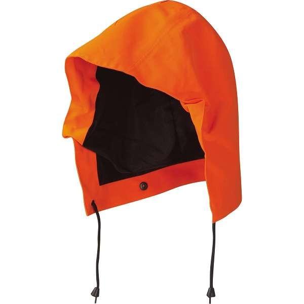 Gore-Tex 2 Layer Hood Orange