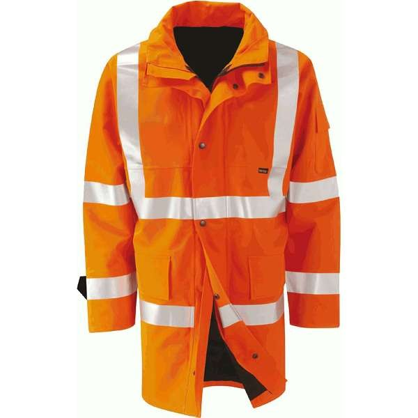 Hi Vis Amazon Gore-Tex Rail Spec Jacket
