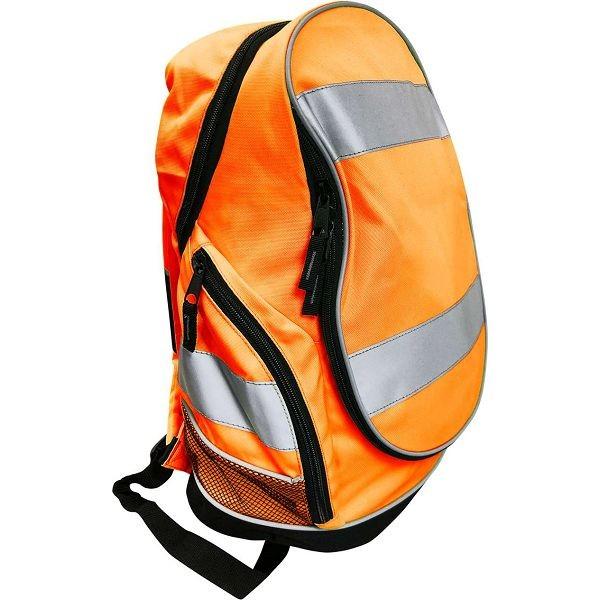 Hi Vis Orange Rucksack (23ltr)