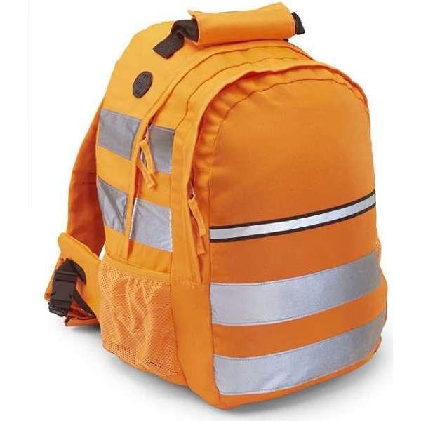 Hi Vis Orange Rucksack (25ltr)