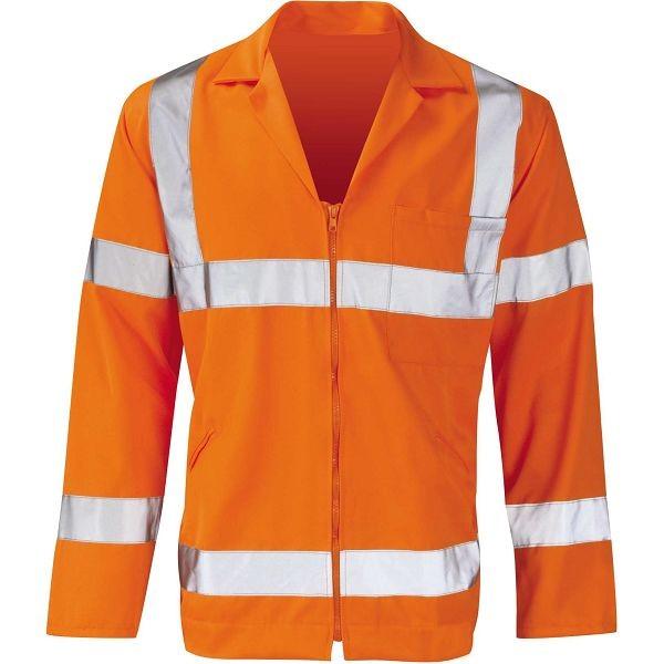 Hi Vis Orion Rail Spec Work Jacket