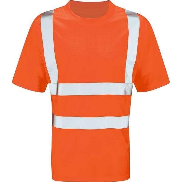 Hi Vis Rail Spec T-Shirt (Viper)