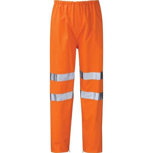 Hi Vis Warrior Rail Spec Over Trousers