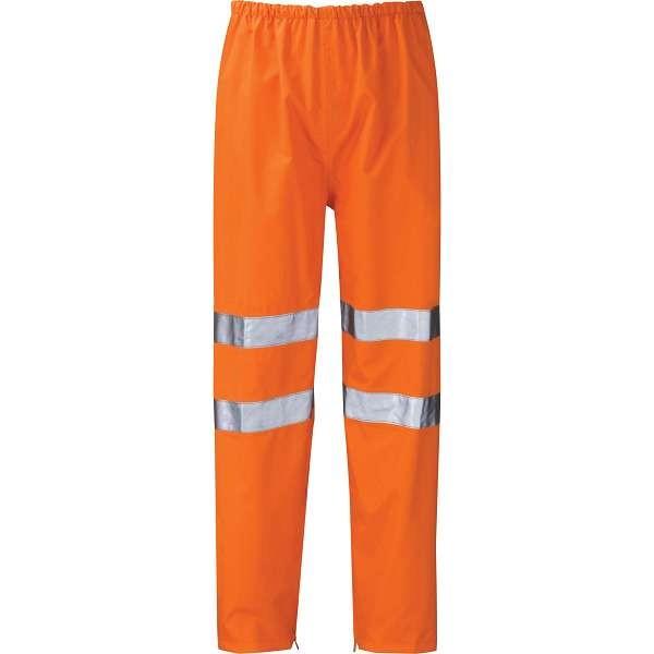 Hi Vis Warrior Rail Spec Over Trousers