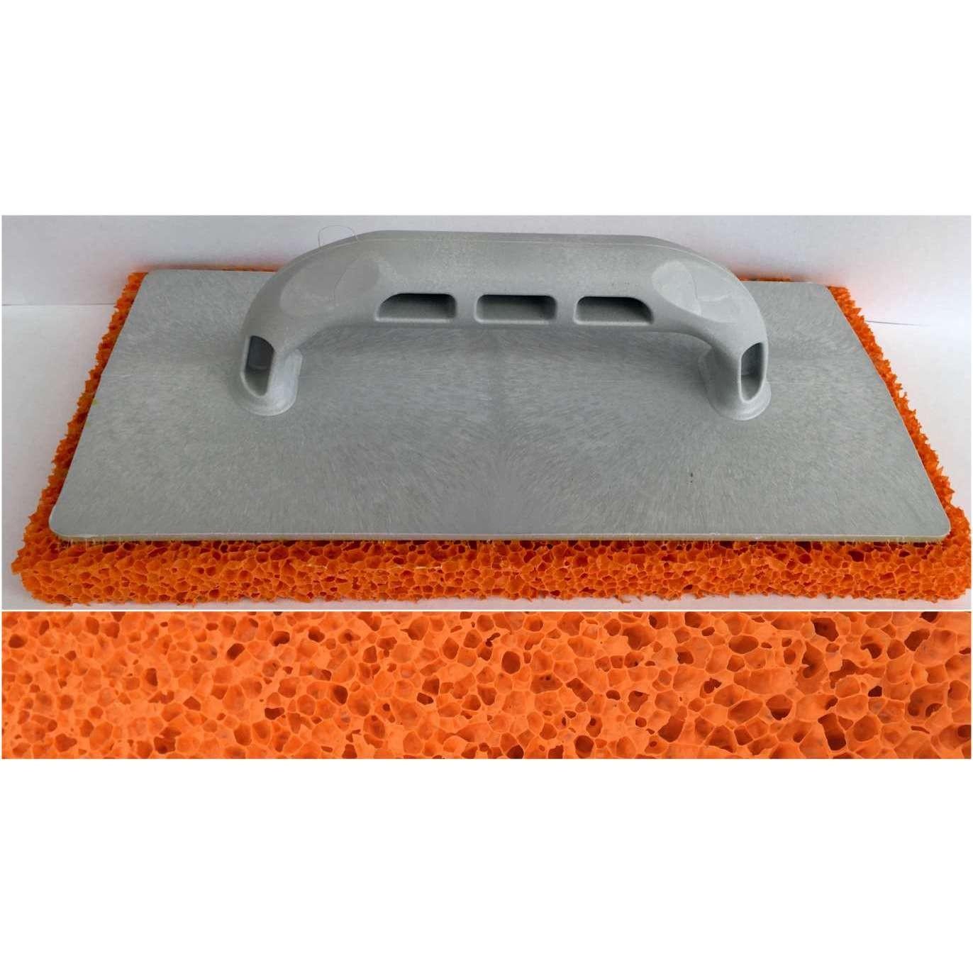 Orange Plasterers Rendering Rough Coarse Sponge Float 11' X 5'