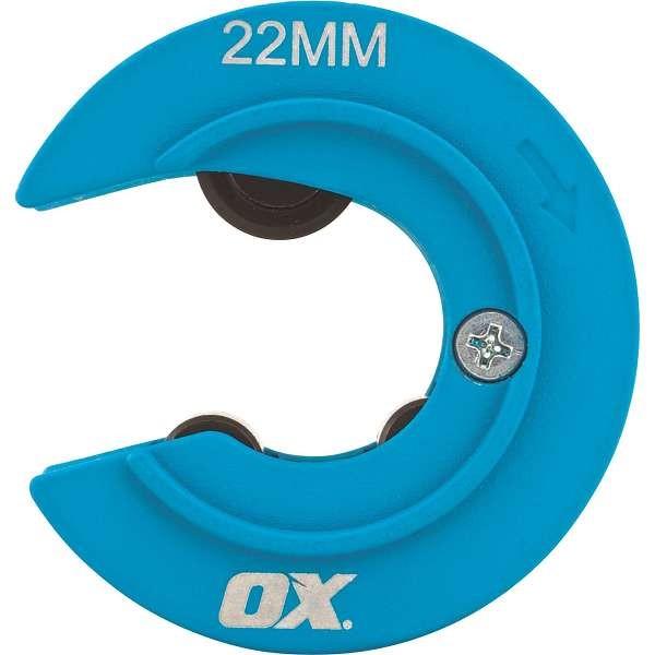 Ox Pro 22mm Copper Pipe Cutter