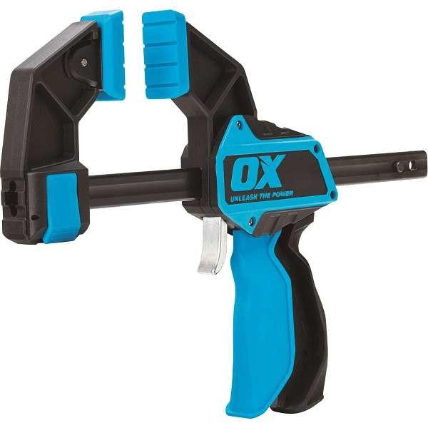 Ox Pro 6 Heavy Duty Bar Clamp