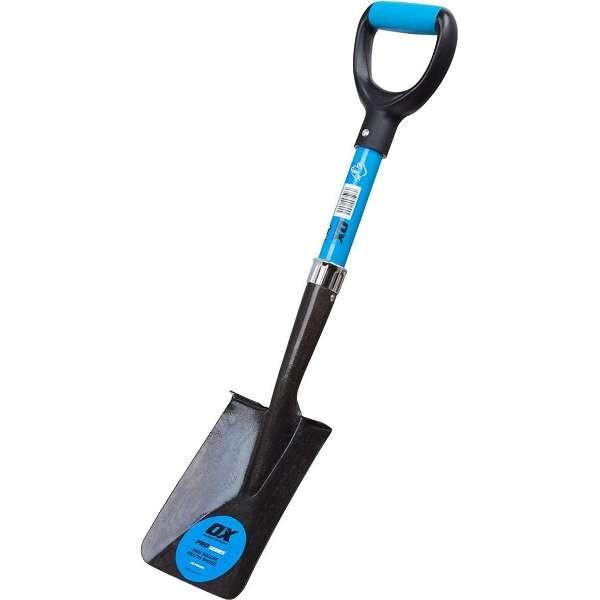 Ox Pro Mini Square Mouth Shovel