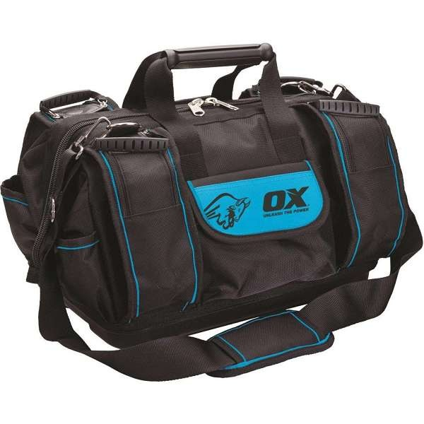 Ox Pro Super Open Mouth Tool Bag