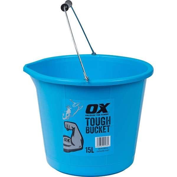 Ox Pro Tough Bucket 15L