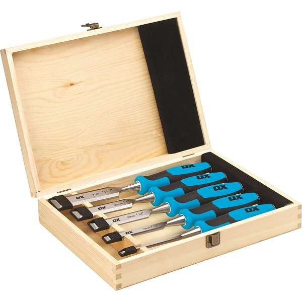 Ox Pro Wood Chisel Set