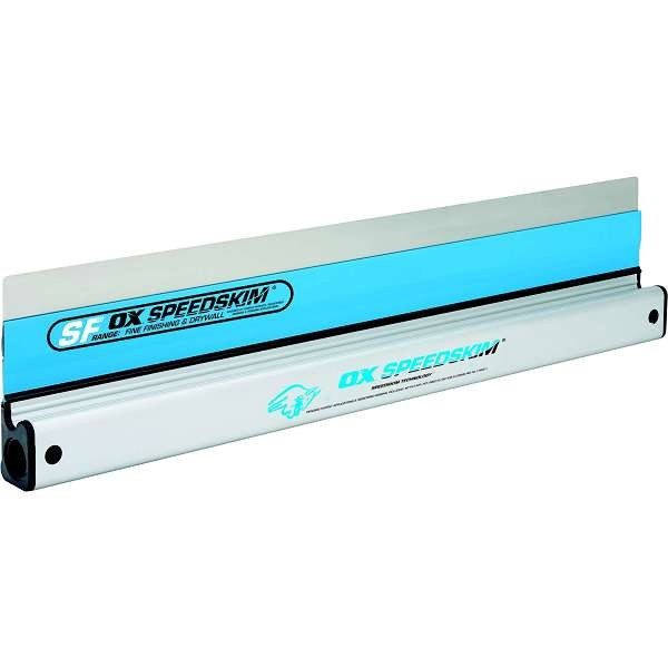 Ox Speedskim Stainless Flex Finishing Rule