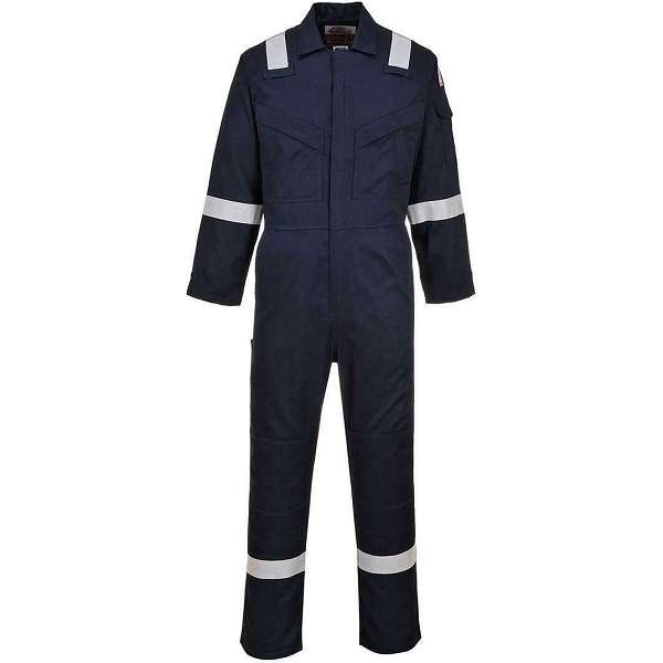 Portwest Super Light Weight FR Anti-Static Coverall (FR21)